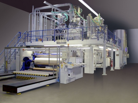NEW CPP EXTRUSION LINE